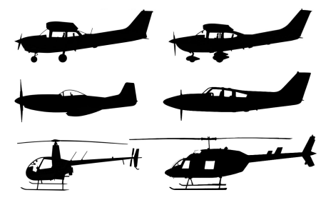 GA Panel Android Aircrafts available